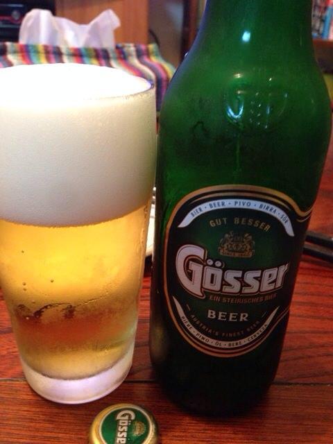 Gösser(ゲッサー)