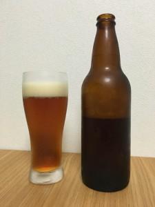 手作りビール試作完成