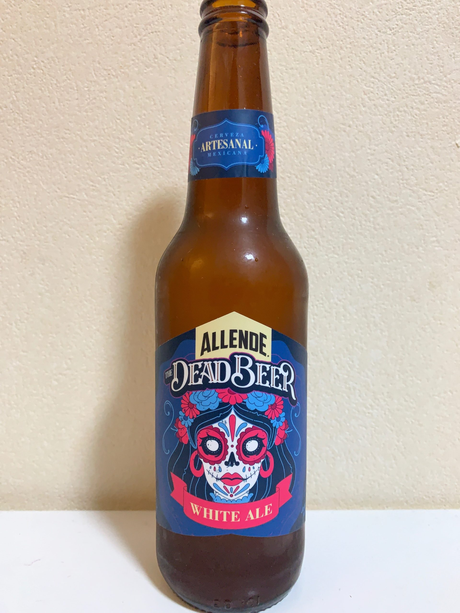 ALLENDE THE DEAD BEER WHITE ALE(アジェンデ ザ デッドビール ホワイトエール)
