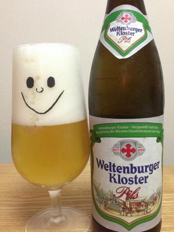 Weltenburger Pils(ヴェルデンブルガー・ピルス)