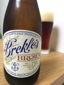 ANCHOR Brekle's BROWN(アンカー ブレックルズ ブラウン)