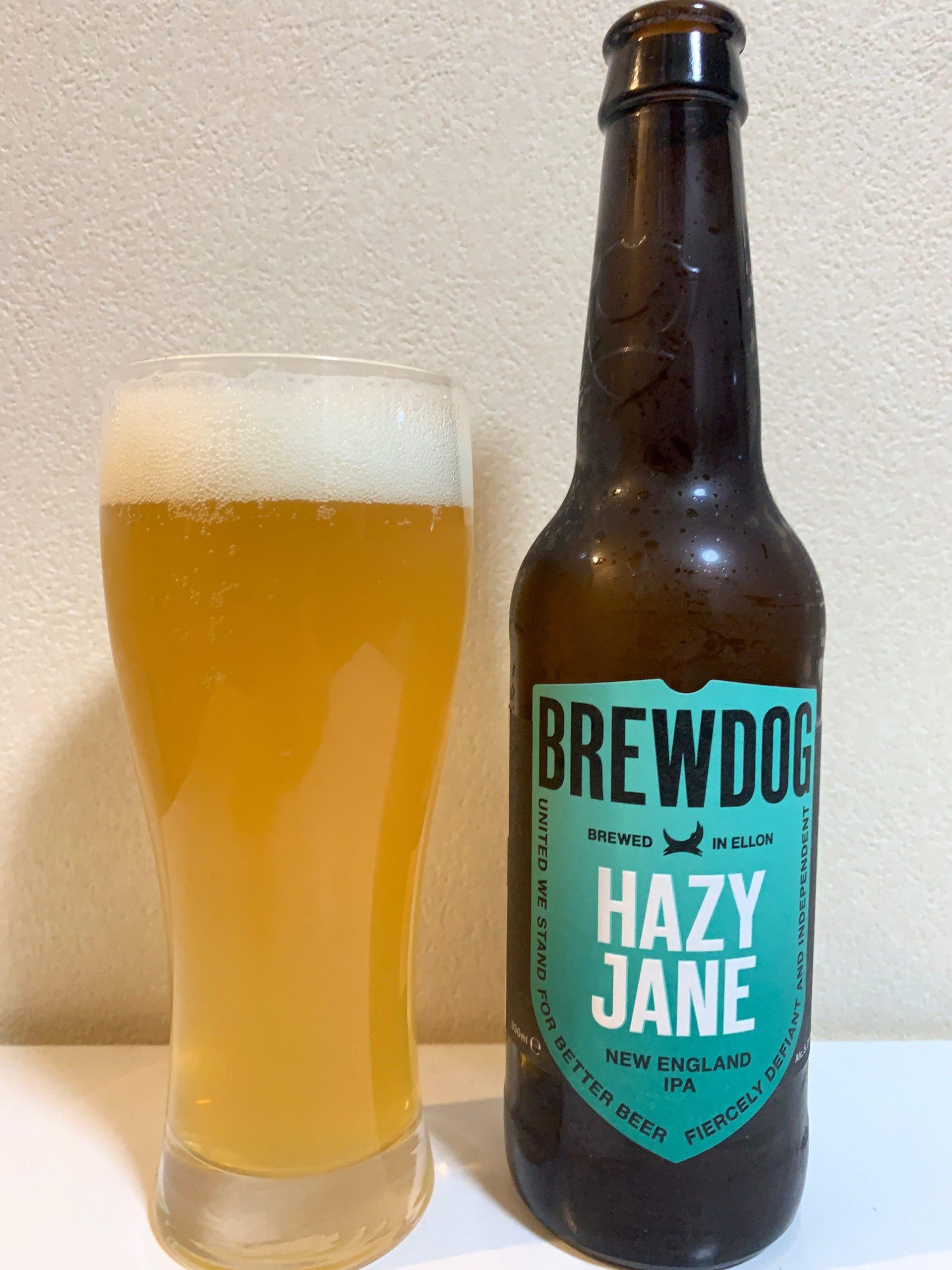 BREWDOG HAZY JANE(ブリュードッグ ヘイジージェーン)