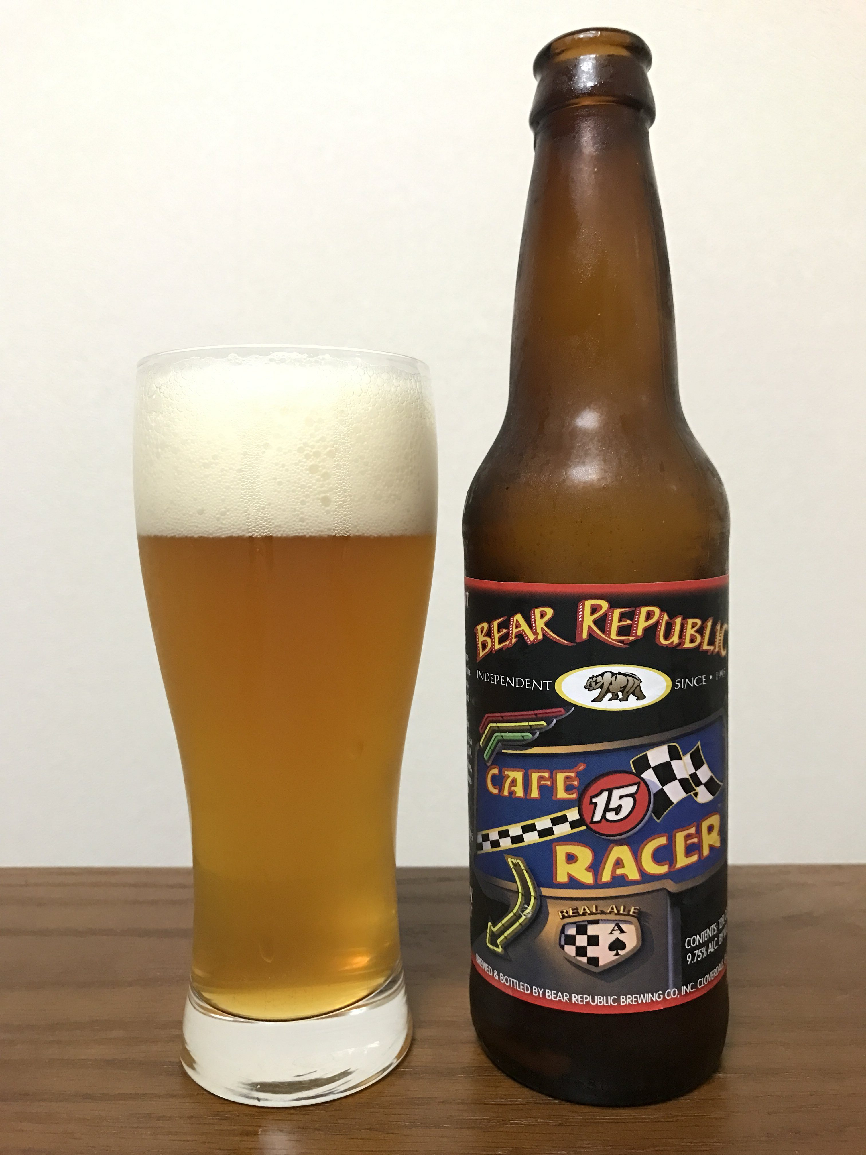 BEAR REPUBLIC CAFE RACER 15(ベア リパブリック カフェレーサー15)