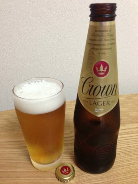 Carlton Crown Lager(カールトン クラウン ラガー)