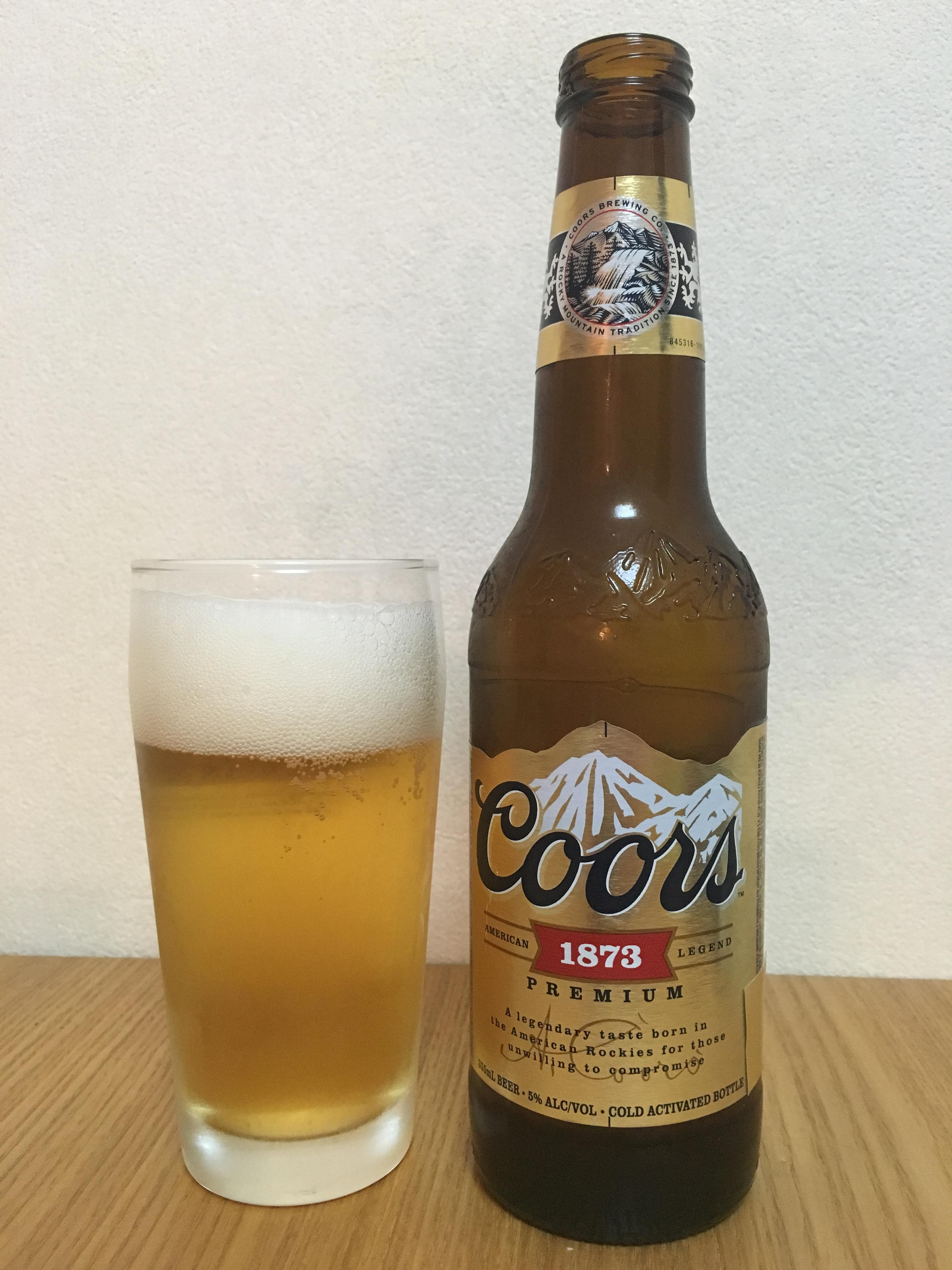 Coors 1873(クアーズ 1873)