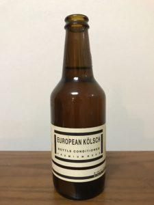新潟麦酒 EUROPEAN KÖLSCH(ヨーロピアン ケルシュ)