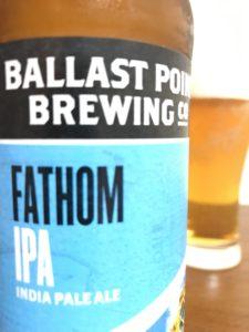 BALLAST POINT FATHOM IPA(バラストポイント ファゾムIPA)