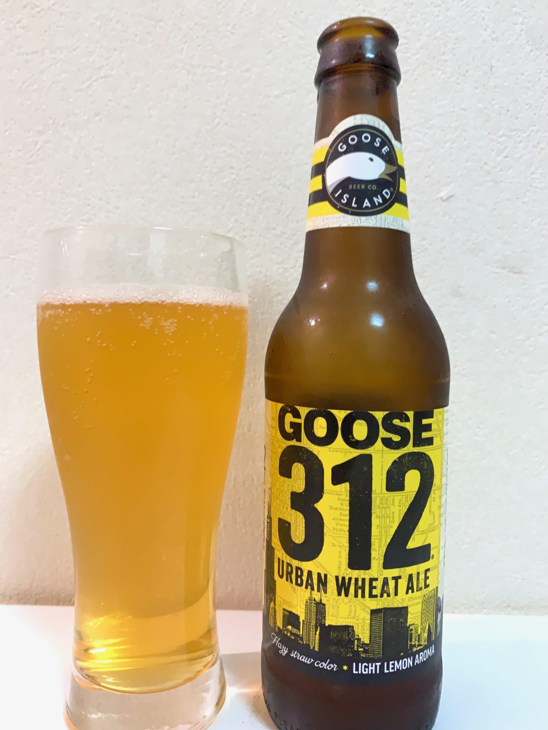 Goose 312 Urban Wheat Ale(グース312 アーバンウィートエール)
