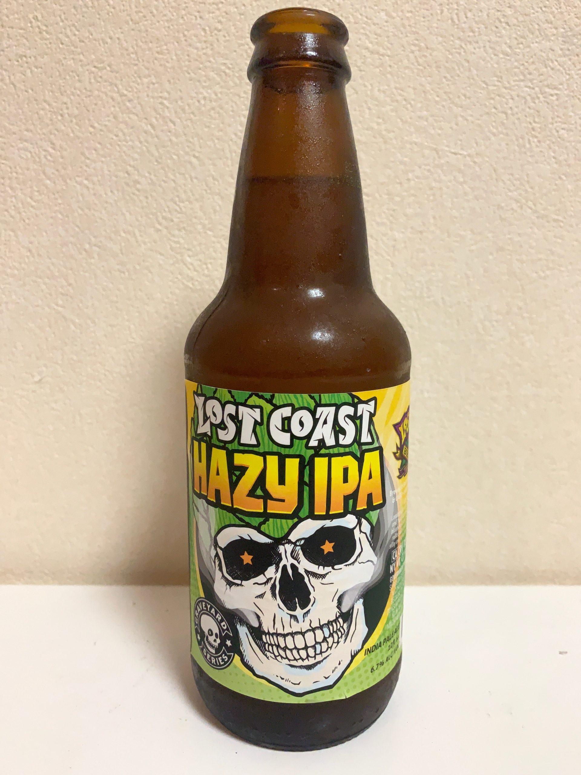 LOST COAST HAZY IPA(ロストコースト ヘイジーIPA)