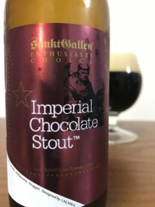 サンクトガーレン Imperial Chocolate Stout(インペリアル チョコレートスタウト)