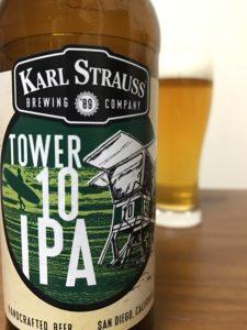 KARL STRAUSS TOWER 10 IPA(カールストラウス タワー10 IPA)