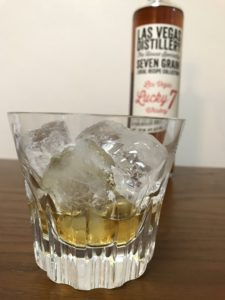 Las Vegas Lucky 7 Whiskey(ラスベガス ラッキー7 ウィスキー)