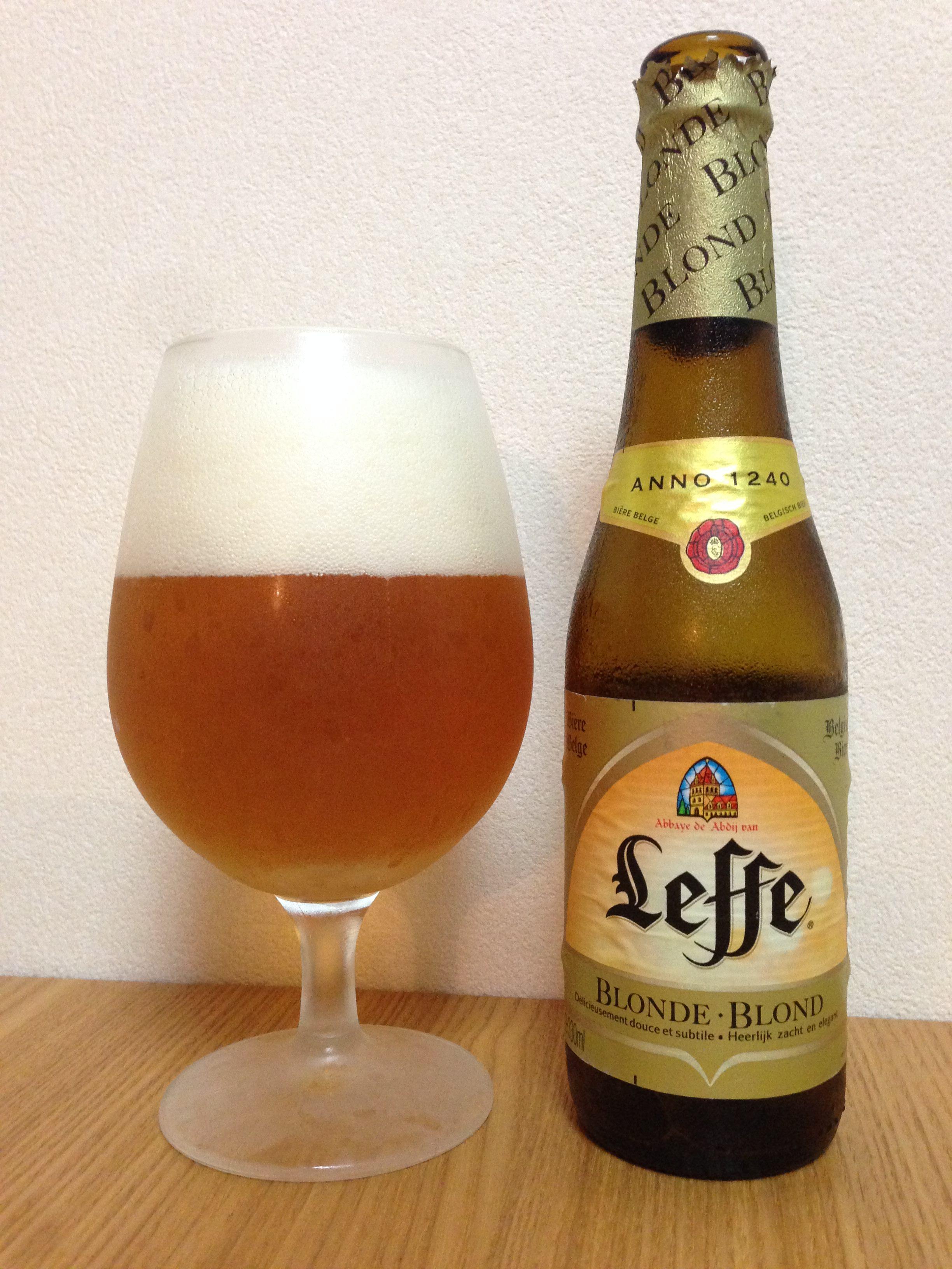 Leffe Blonde(レフ ブロンド)