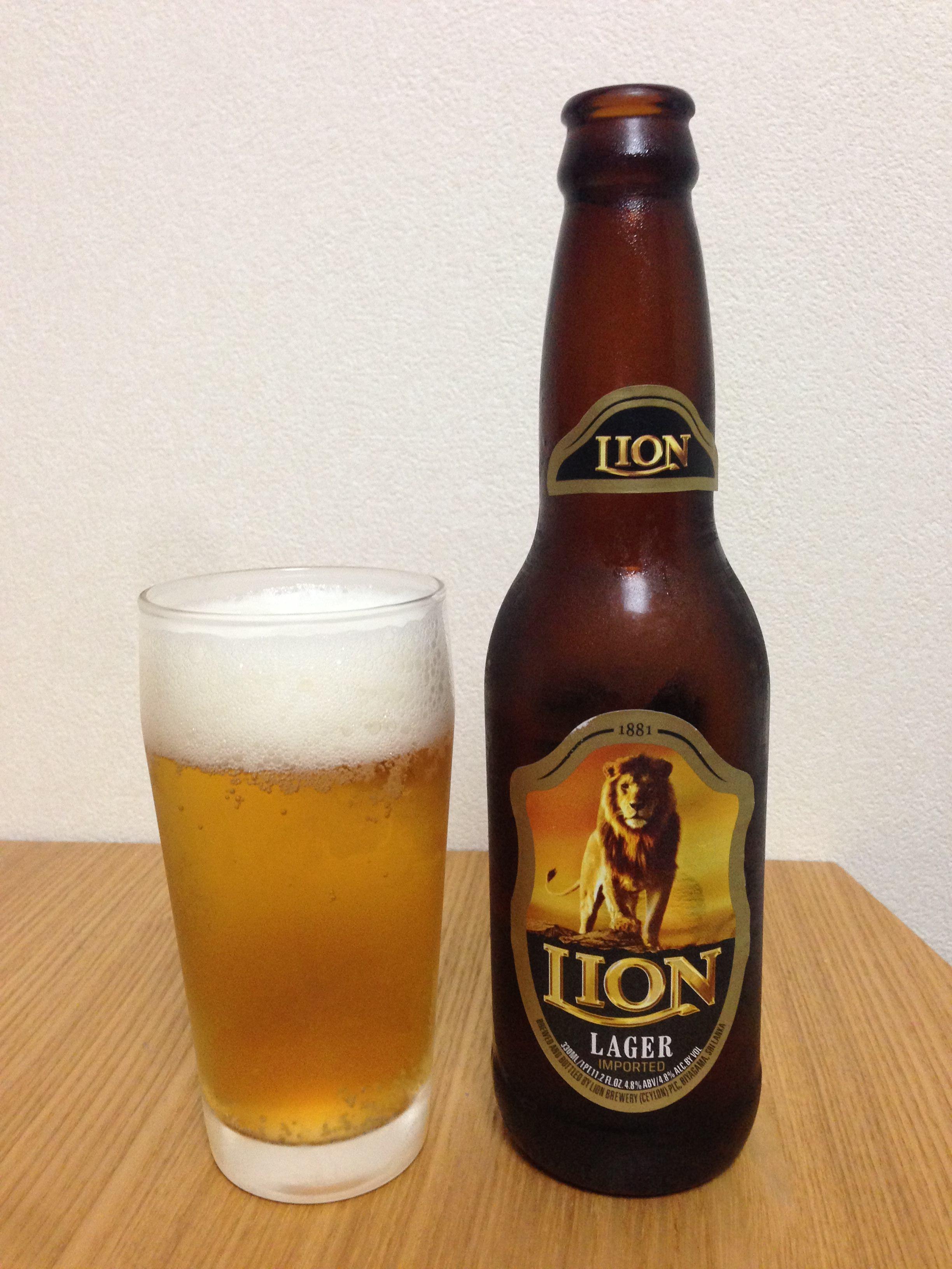 LION LAGER(ライオン ラガー)