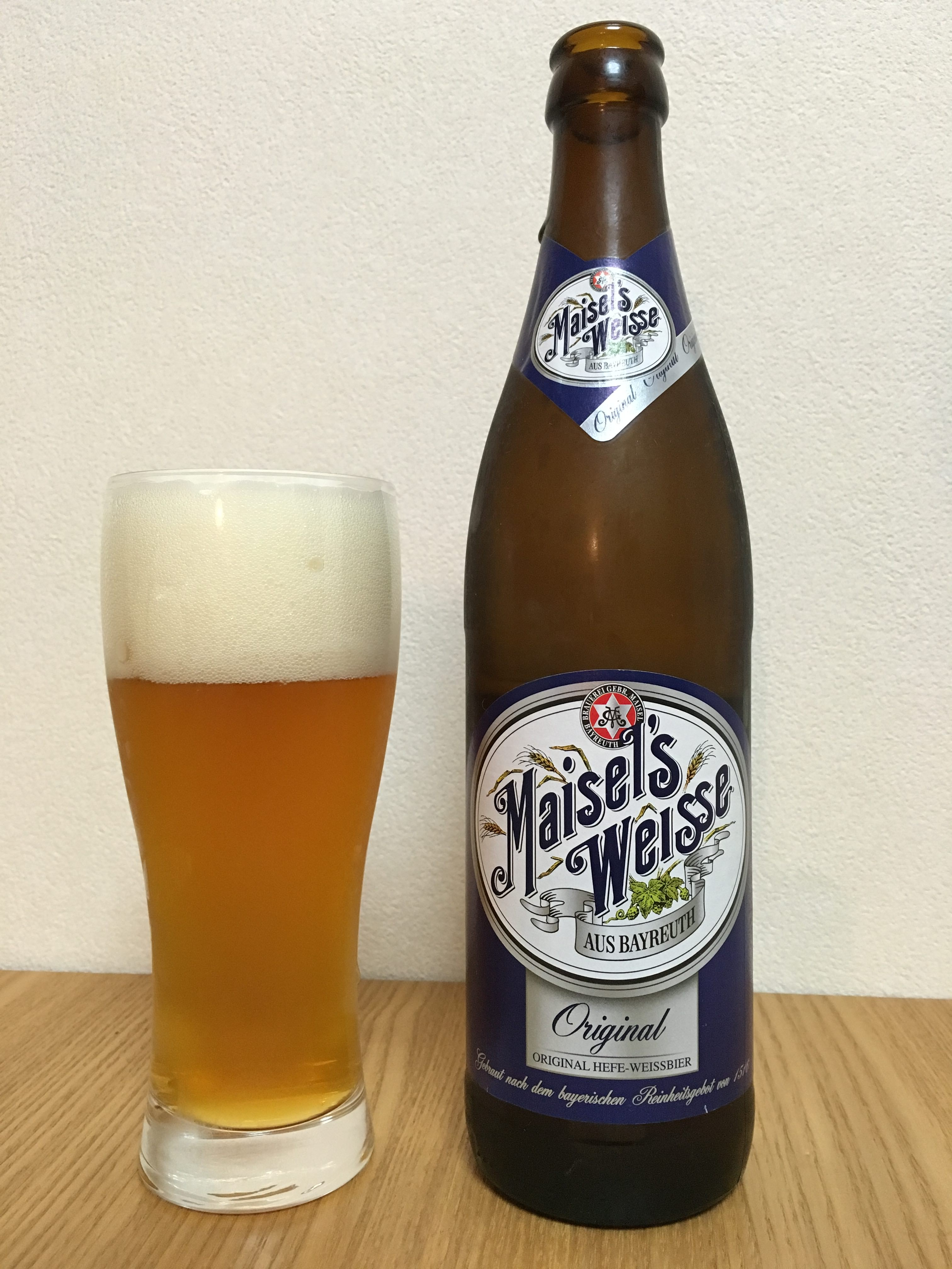 Maisel's Weisse(マイセルズ ヴァイセ)