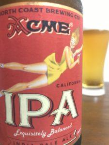 North Coast Acme California IPA(ノースコースト アクメ カルフォルニア IPA)