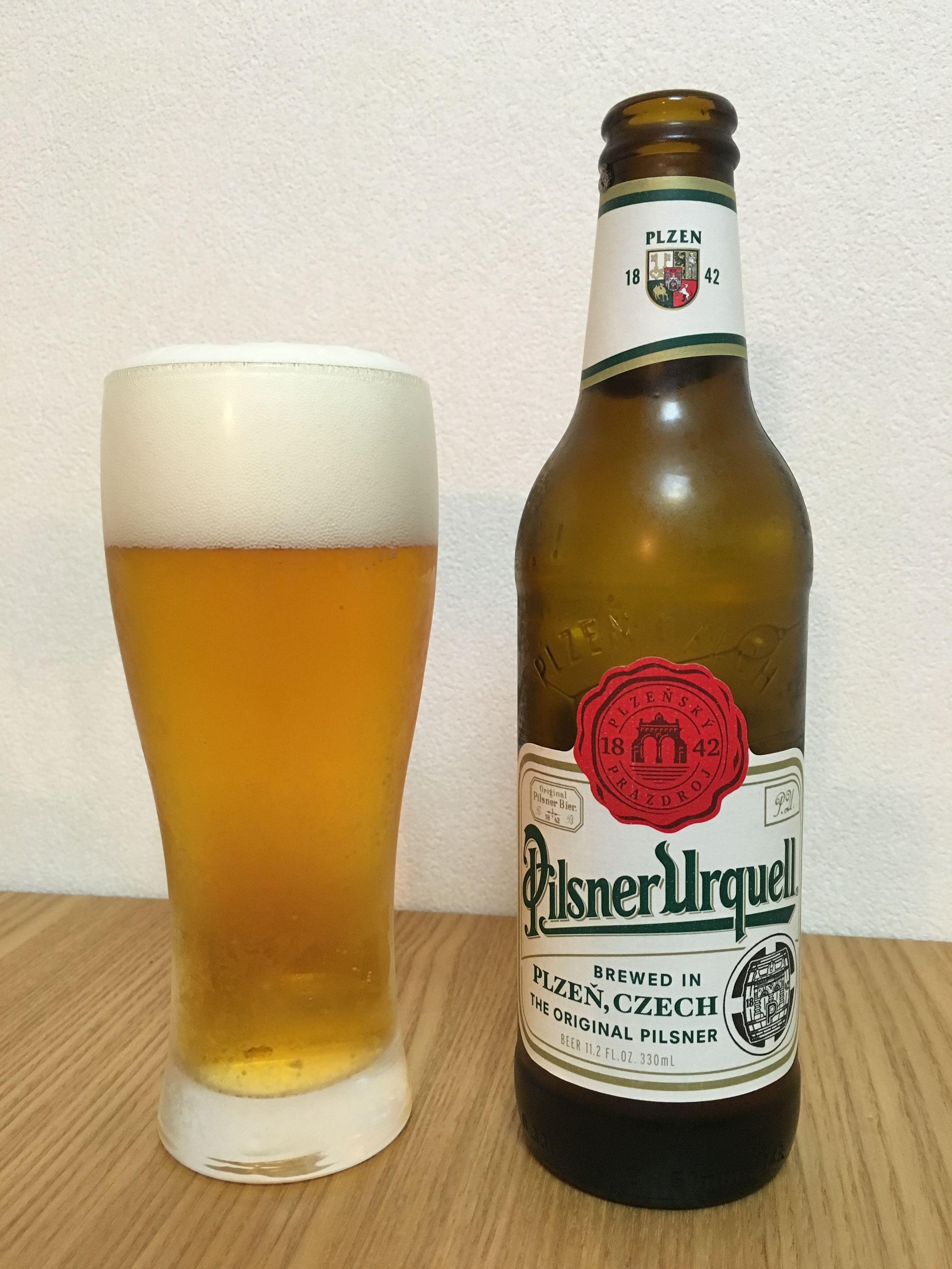 Pilsner Urquell(ピルスナー ウルケル)