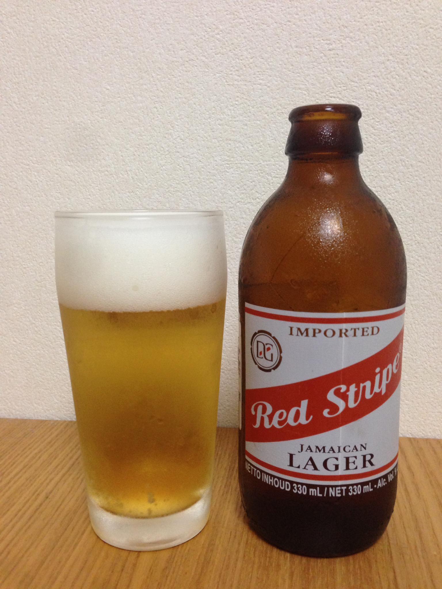 Red Stripe(レッド ストライプ)