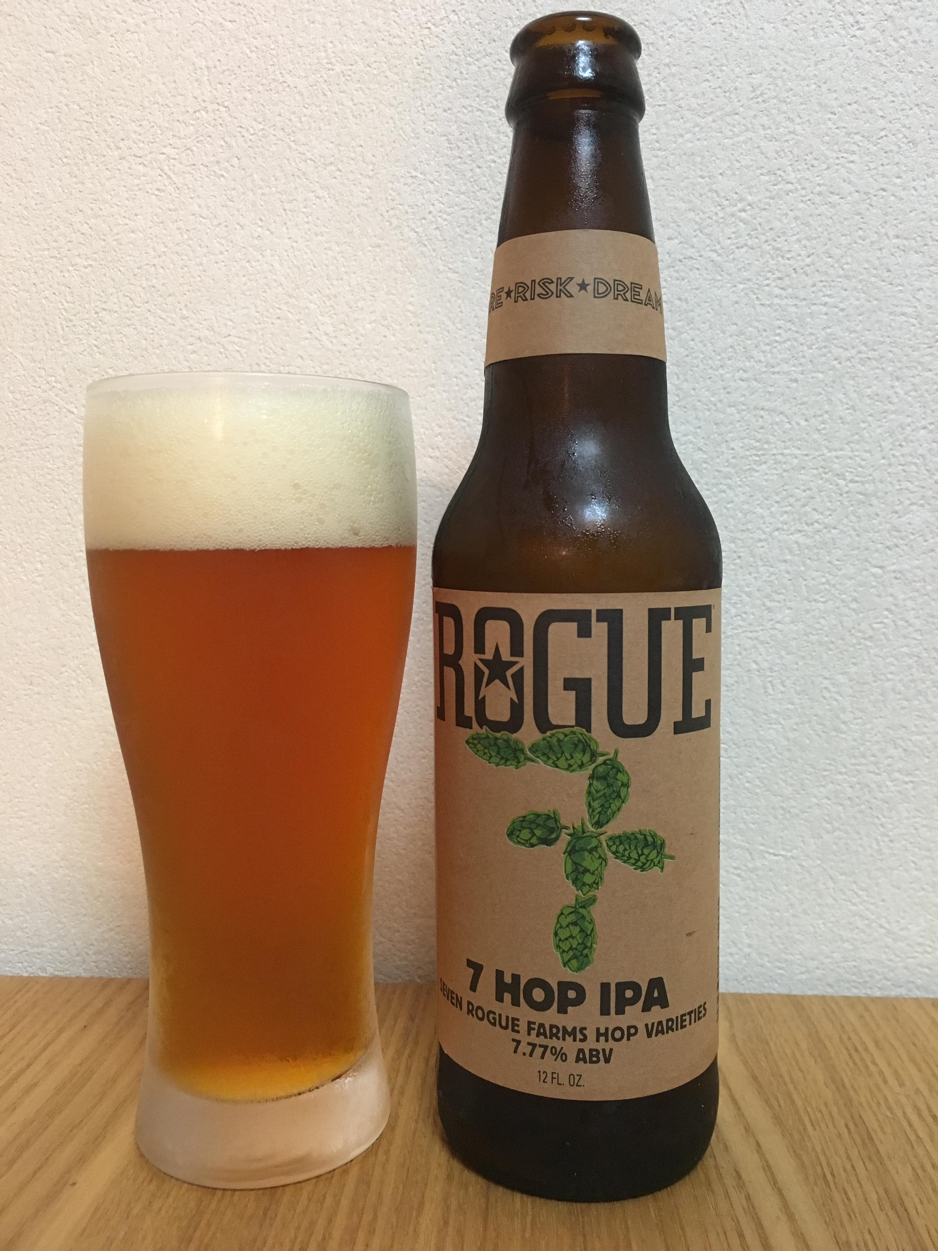 ROGUE 7 HOP IPA(ローグ 7 ホップ IPA)