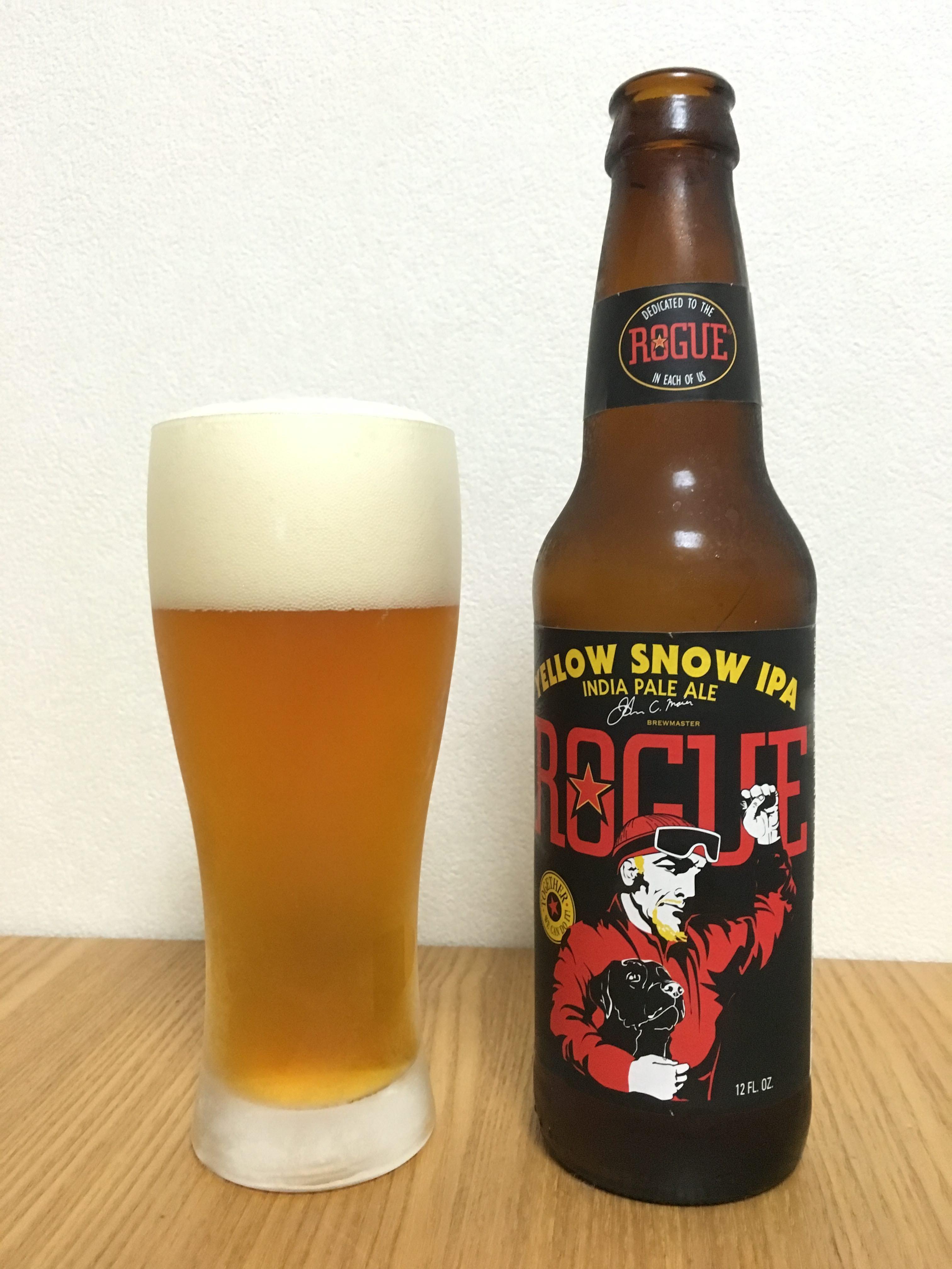 ROGUE YELLOW SNOW IPA(ローグ イエロースノーIPA)
