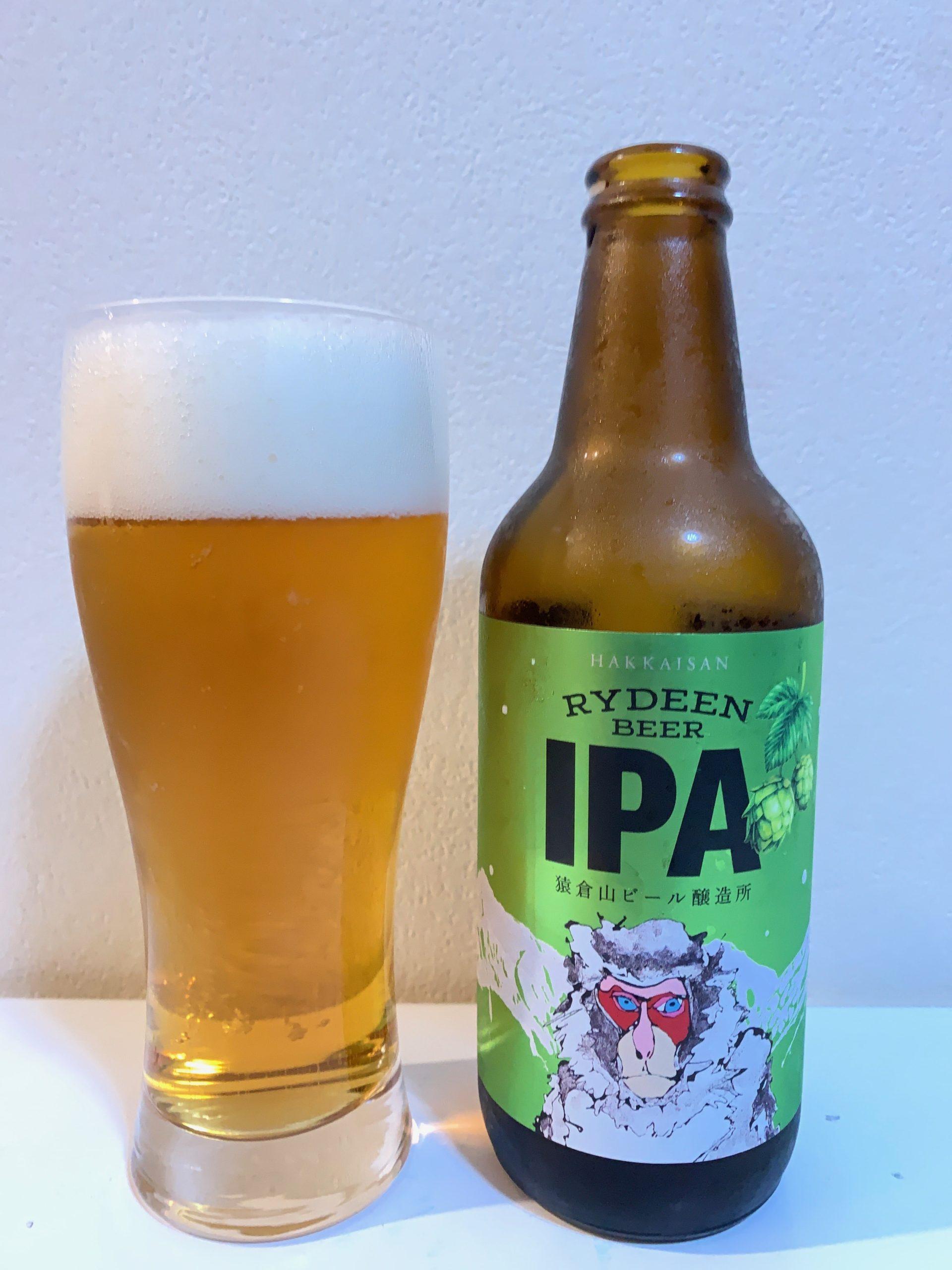 HAKKAISAN RYDEEN BEER IPA(ライディーン ビール IPA)