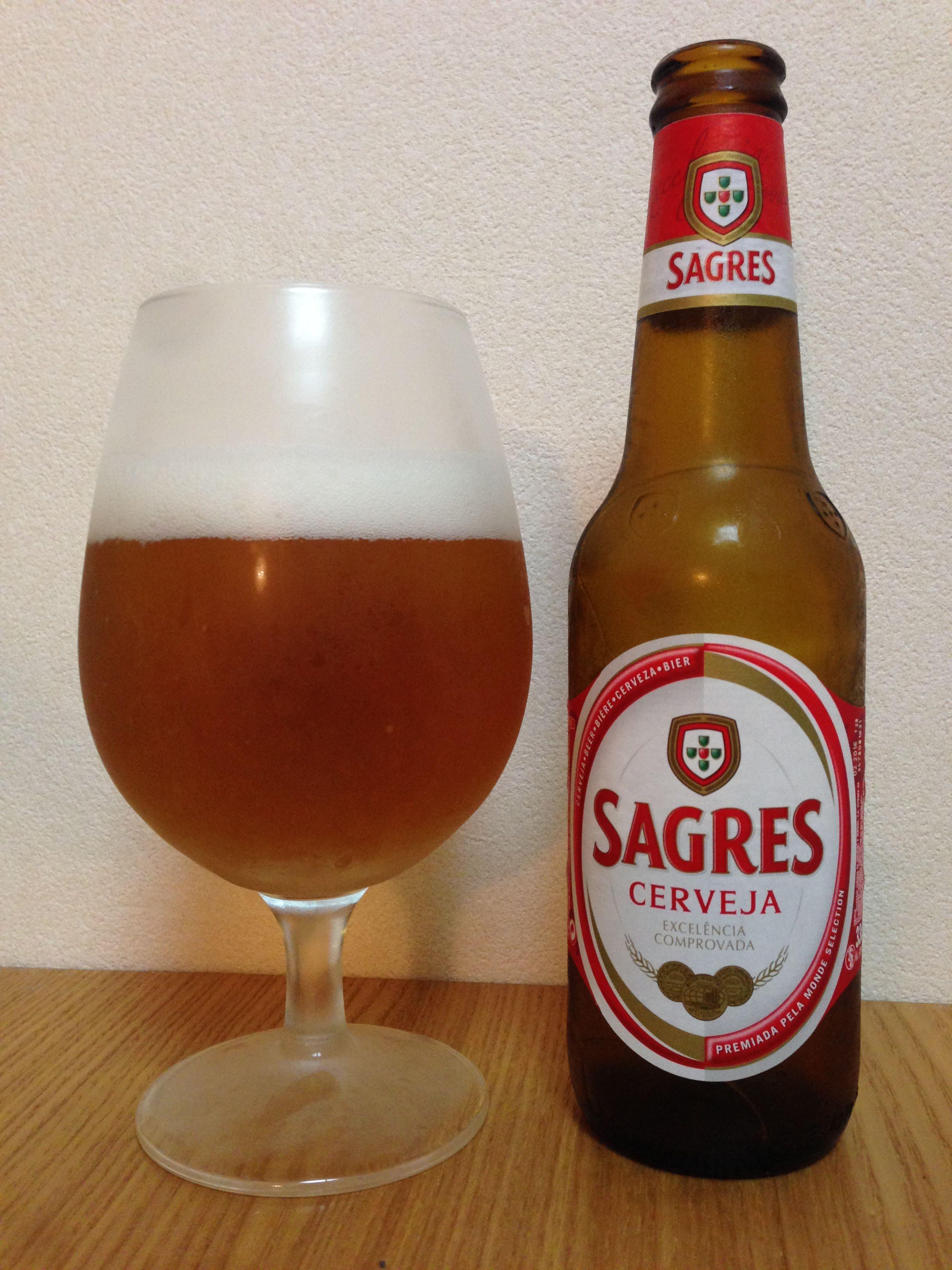 SAGRES CERVEJA(サグレス セルベージャ)