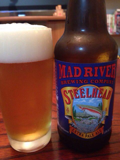 MAD RIVER STEELHEAD EXTRA PALE ALE(マッドリバー スティールヘッド エクストラペールエール)