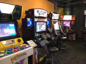 GAMEWORKS 日本製コーナー