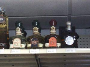 Tequila in STRIP LIQUOR