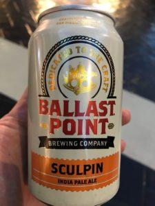 BALLAST POINT SCULPIN IPA(バラストポイント スカルピン IPA)